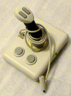 Gravis Mac ADB Joystick 4-button